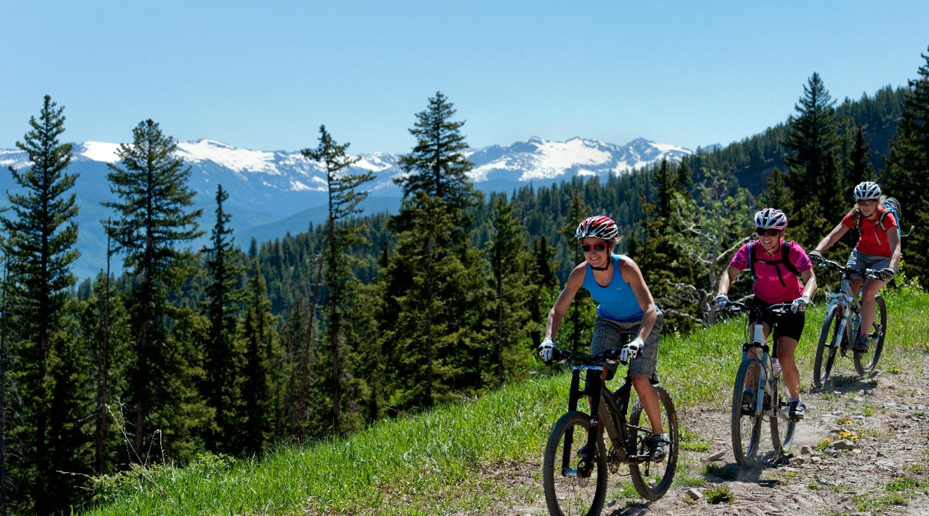 Private Mountain Biking Tour in Lake Tahoe