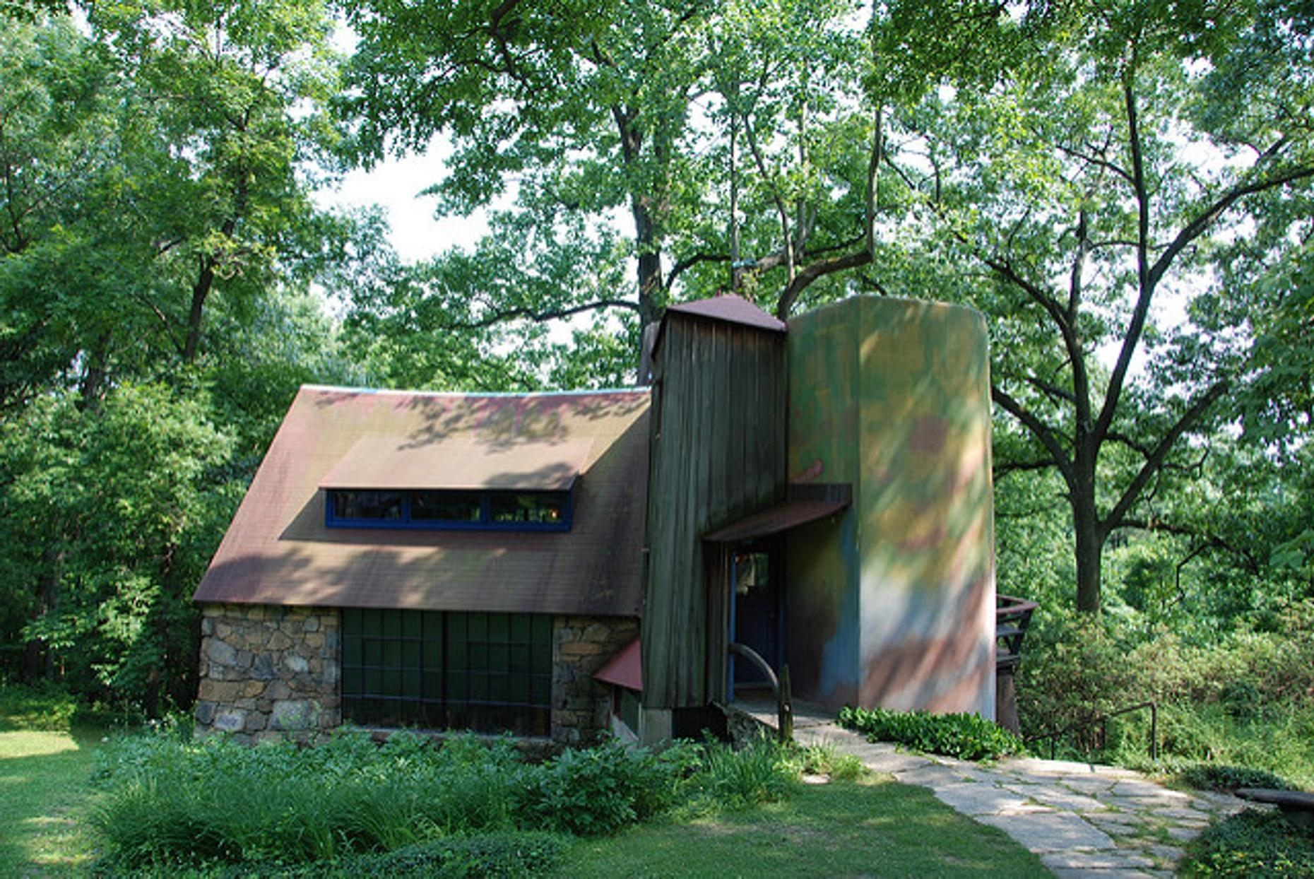 Wine and Cheese Tour at Wharton Esherick Museum