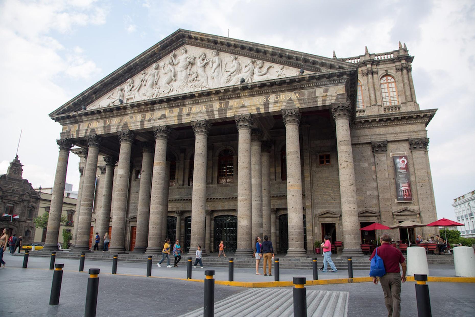 Guided Tour of Guadalajara & Tlaquepaque