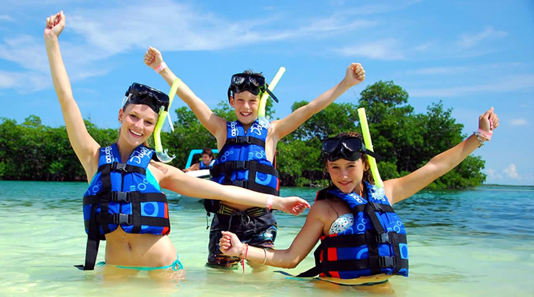 Nichupté Lagoon Jungle Tour