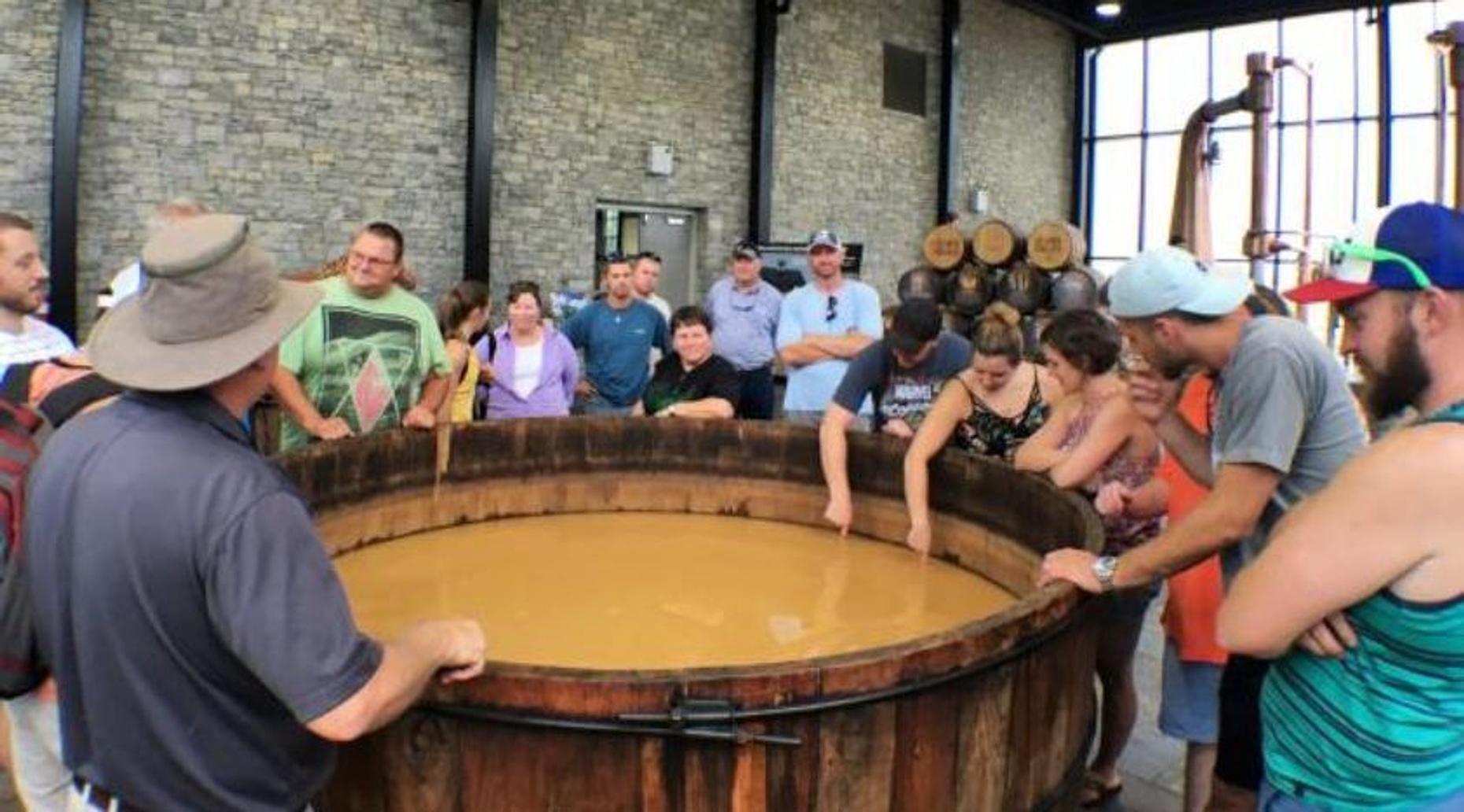 Twilight Brewery Tour in Lexington