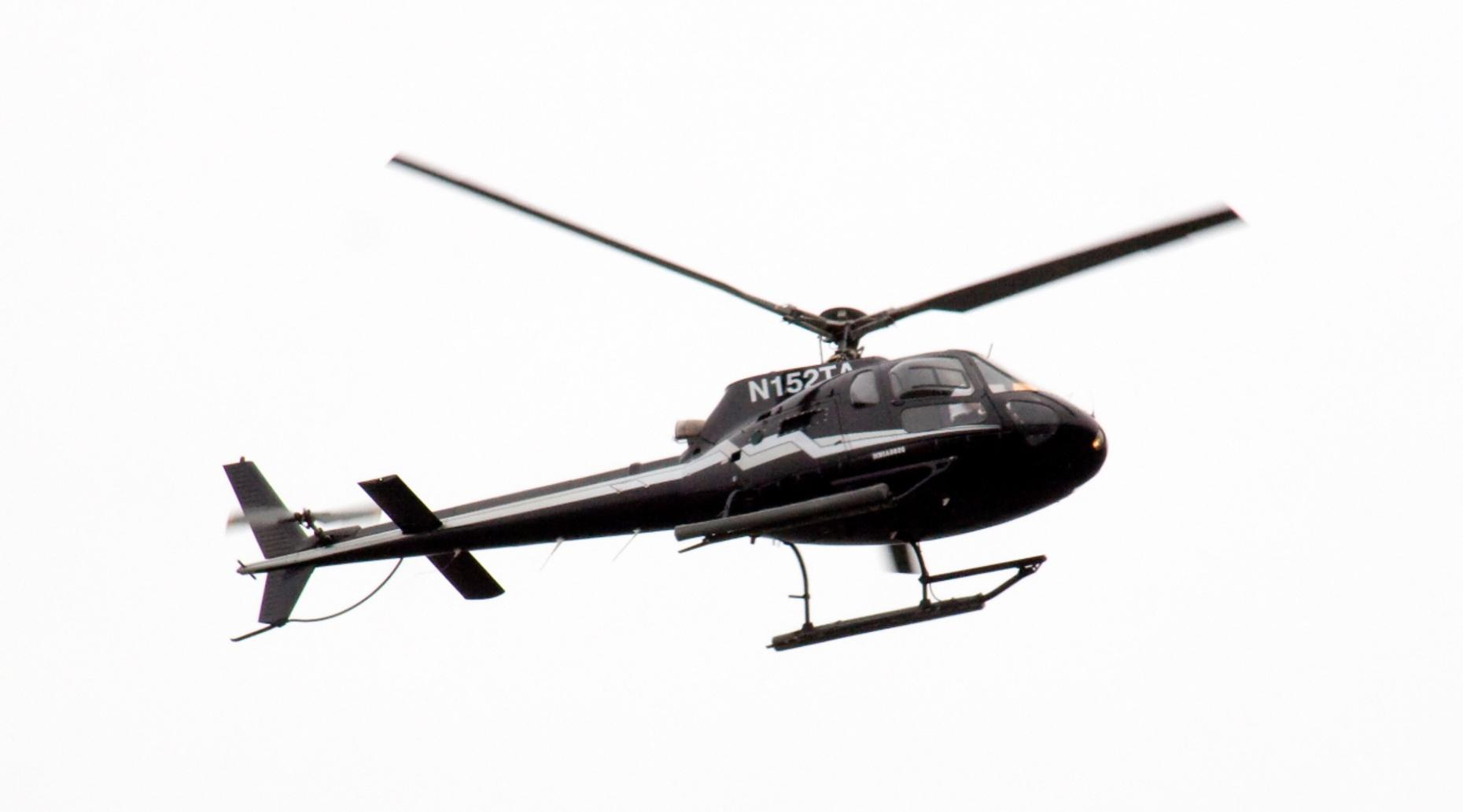 Six-Mile Helicopter Tour over Kansas City