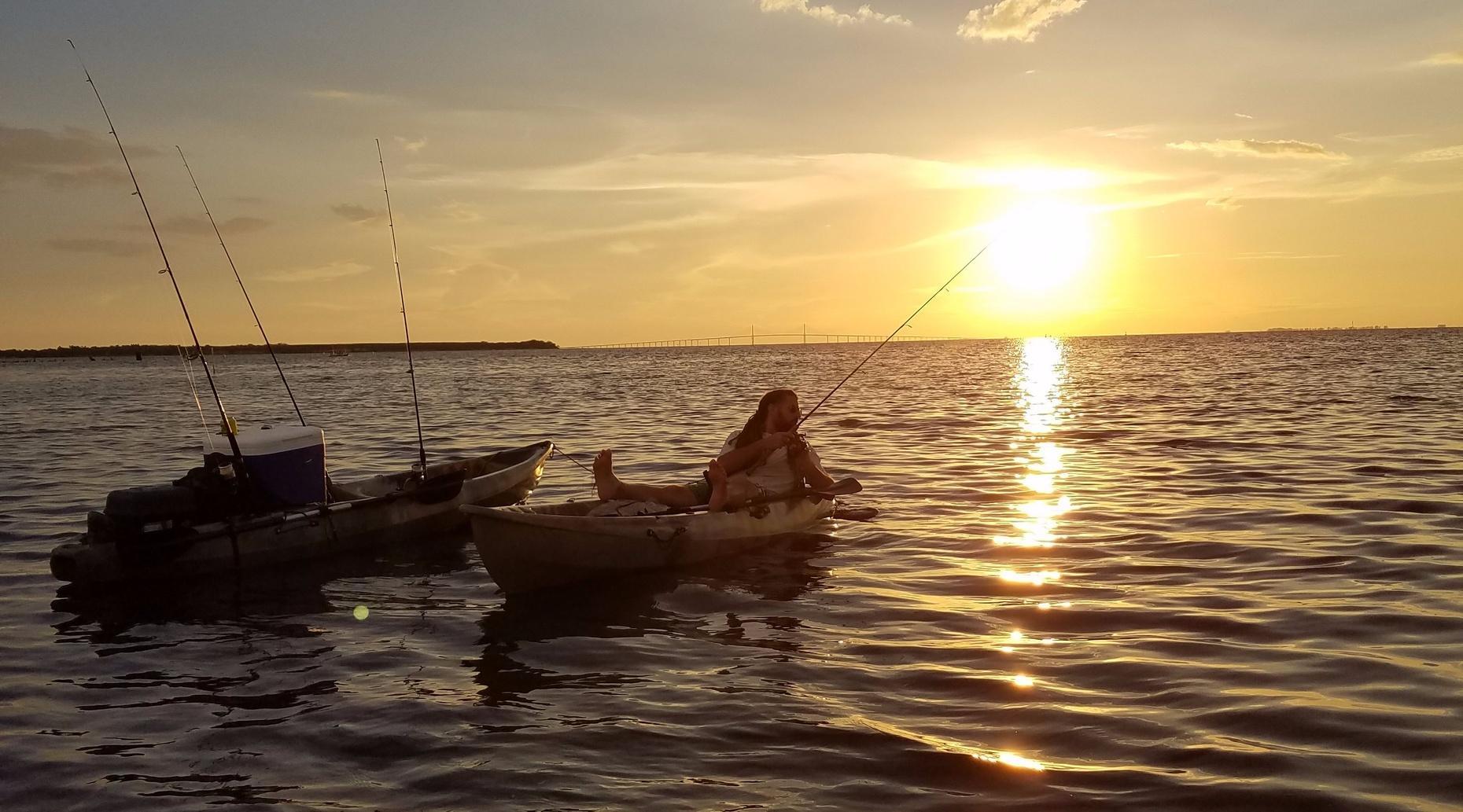 Shell Key Preserve Guided Kayaking Tour