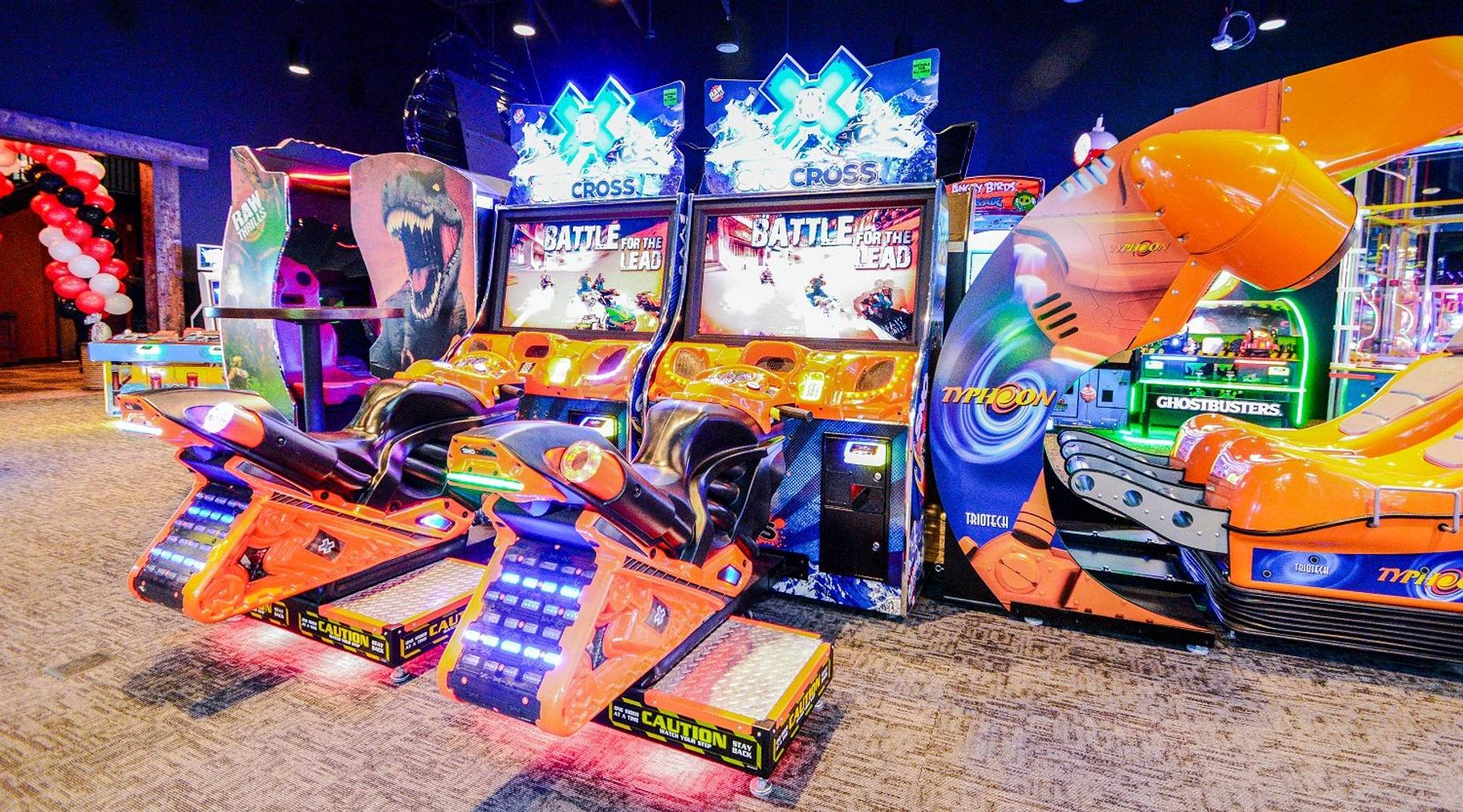 Arcade Party Package