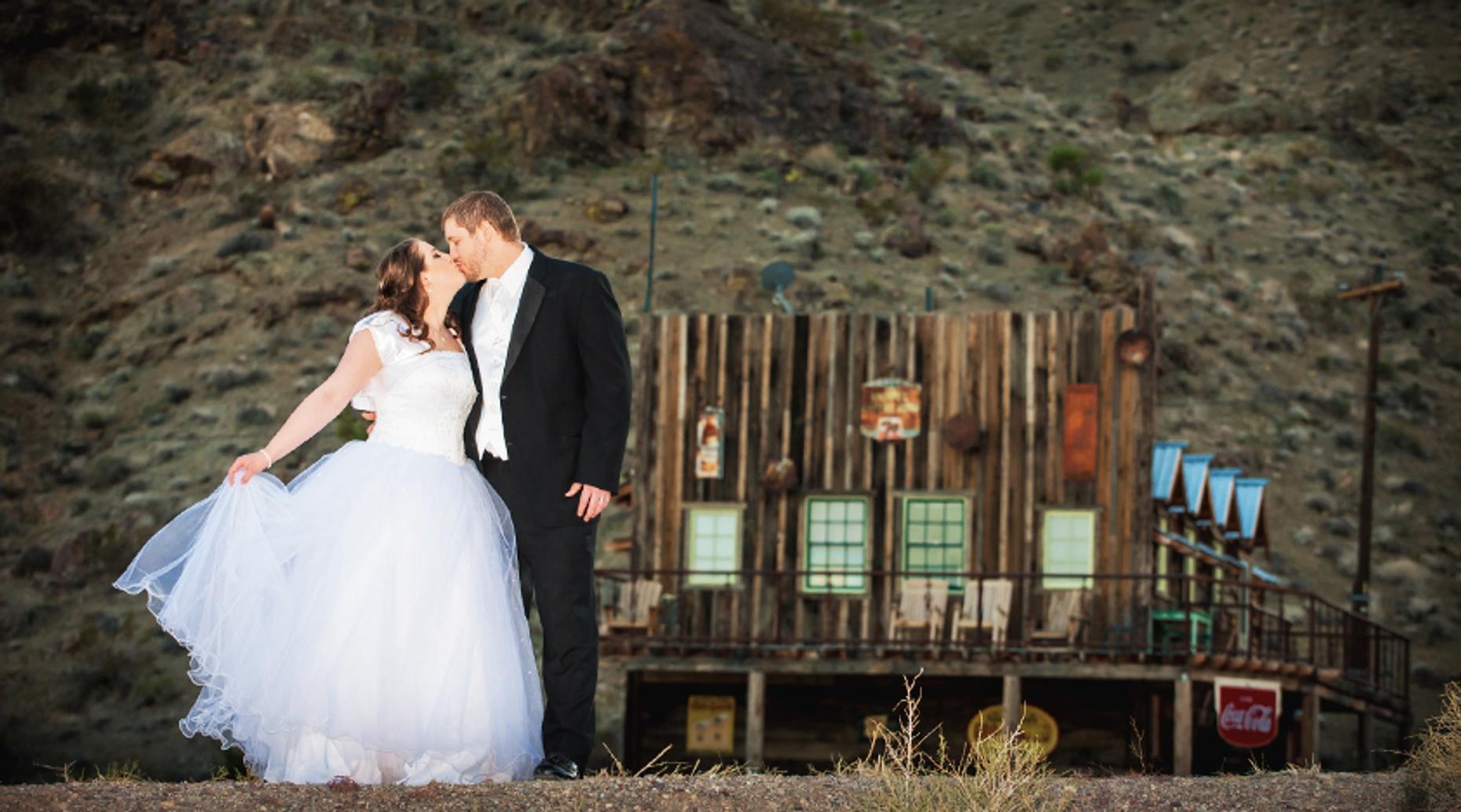 Vegas Chapel Wedding Ceremony