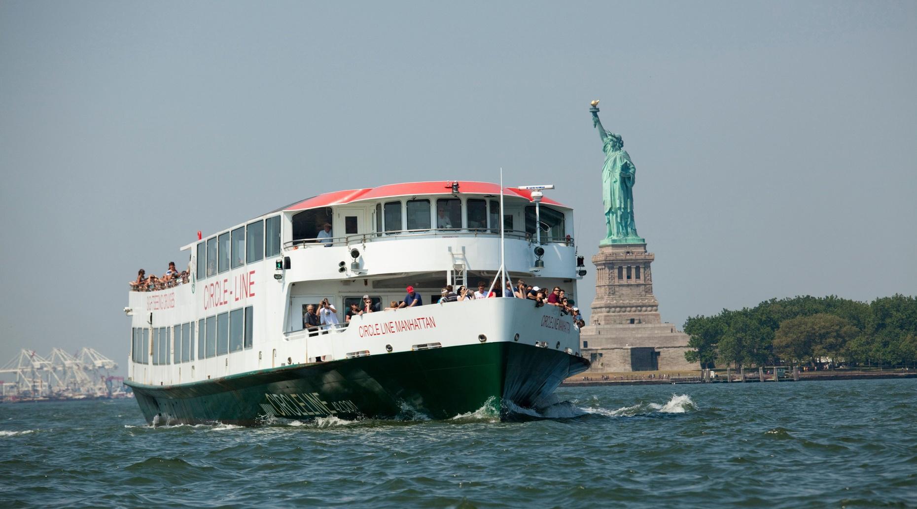 Best of NYC Cruise Around Manhattan
