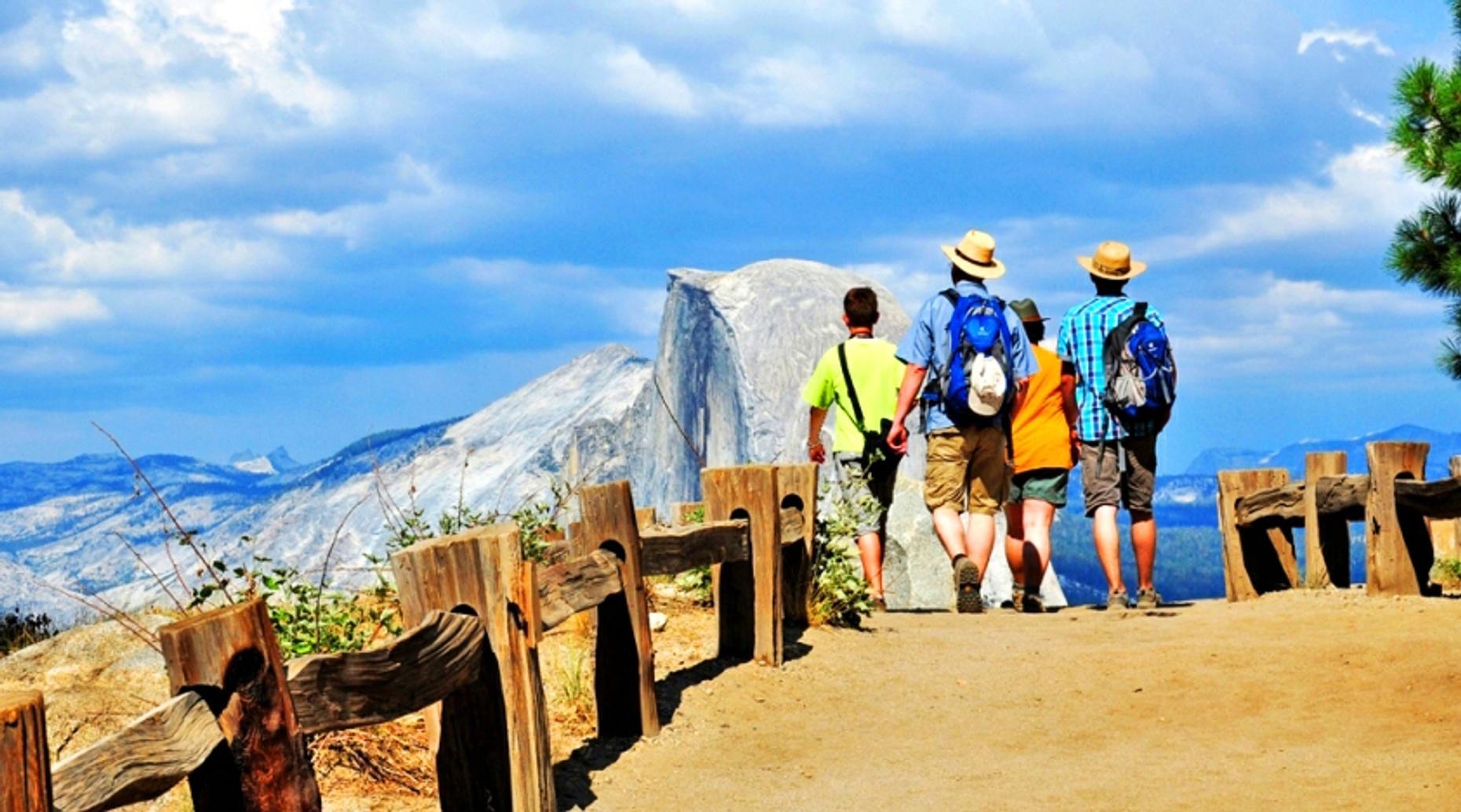 Guided Yosemite National Park Tour from Oakhurst