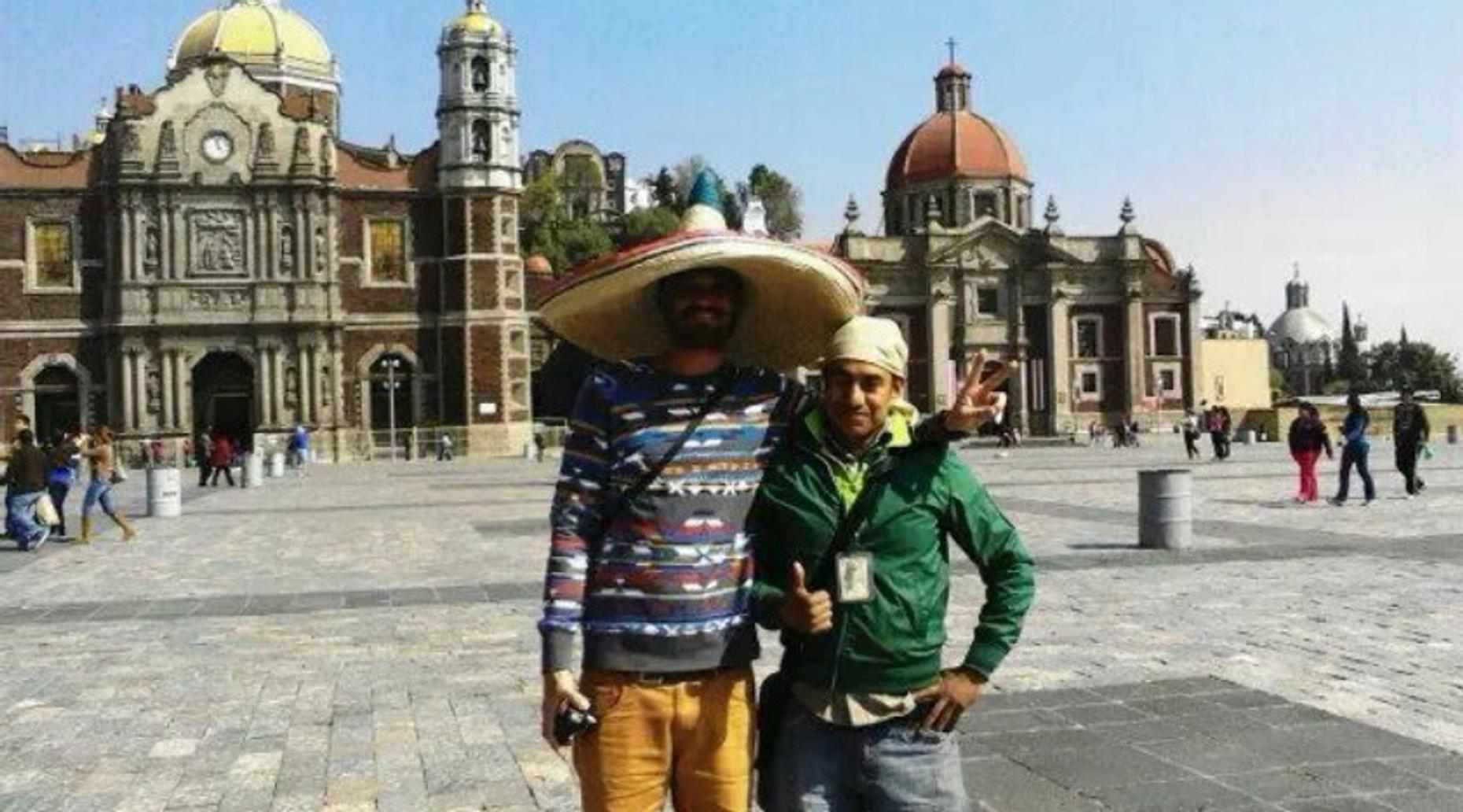 Guided Walking Tour of Downtown Mexico City
