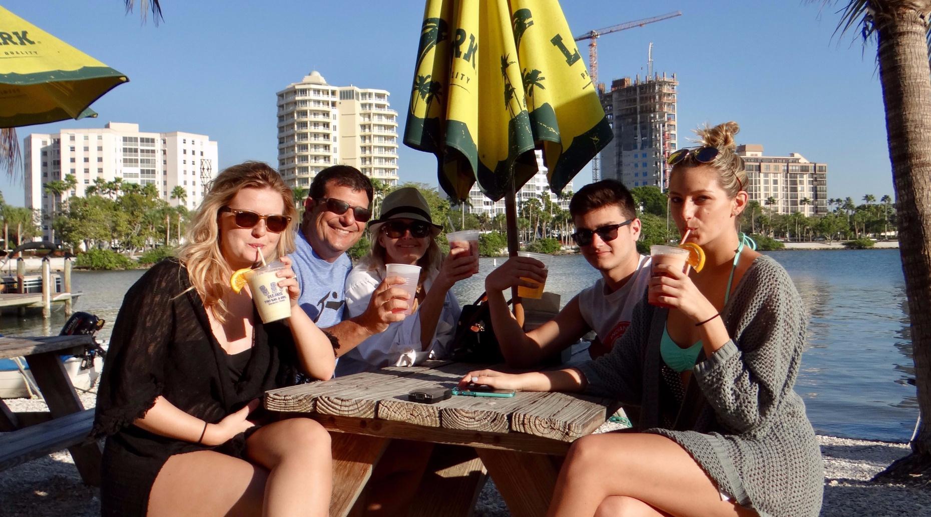 Full-Day Boat Cruise in Sarasota