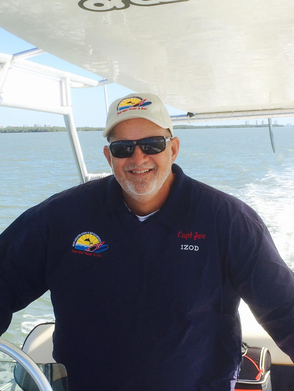 Dolphin Harbor Cruise on Matanzas Pass