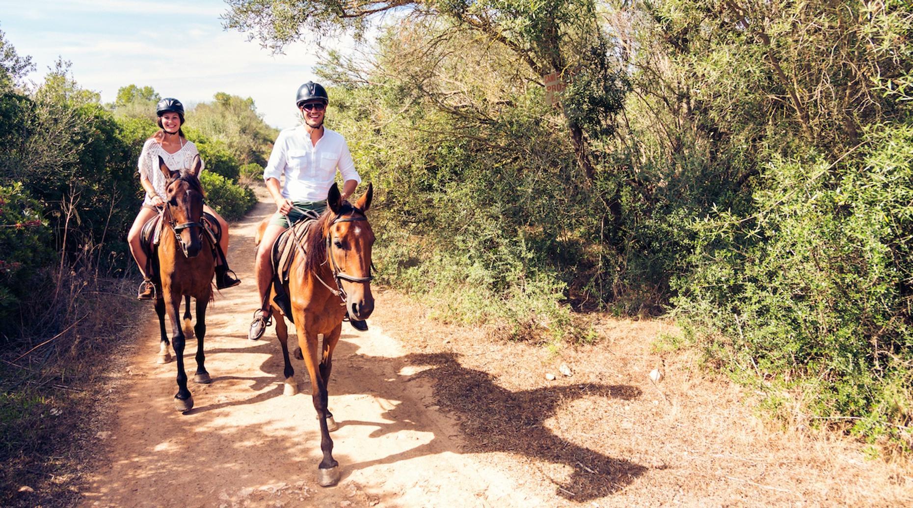 Horseback Ride in Valle de Bravo