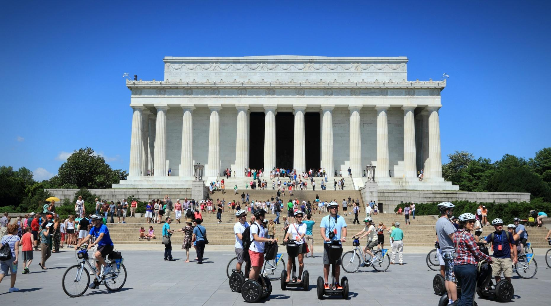 Washington DC Monumental VIP Segway Safari Tour