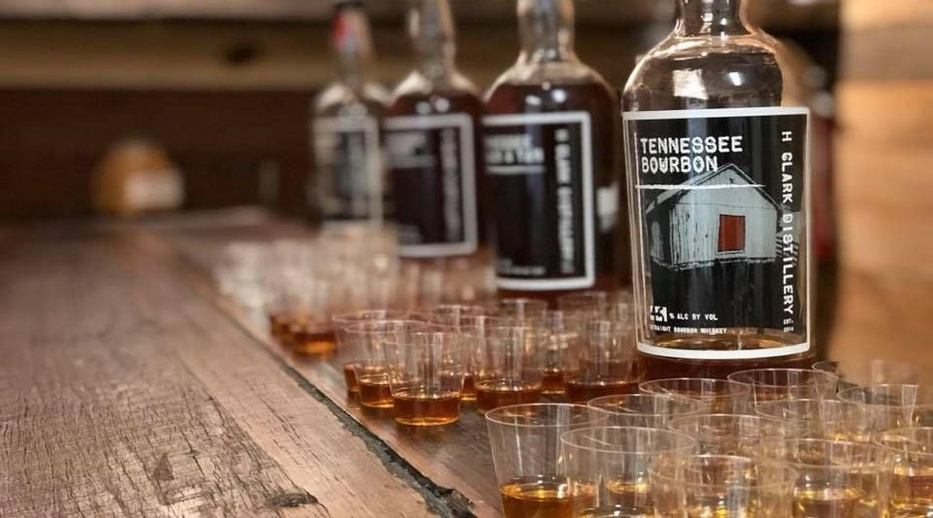 Tennessee Whiskey Experience in Lynchberg