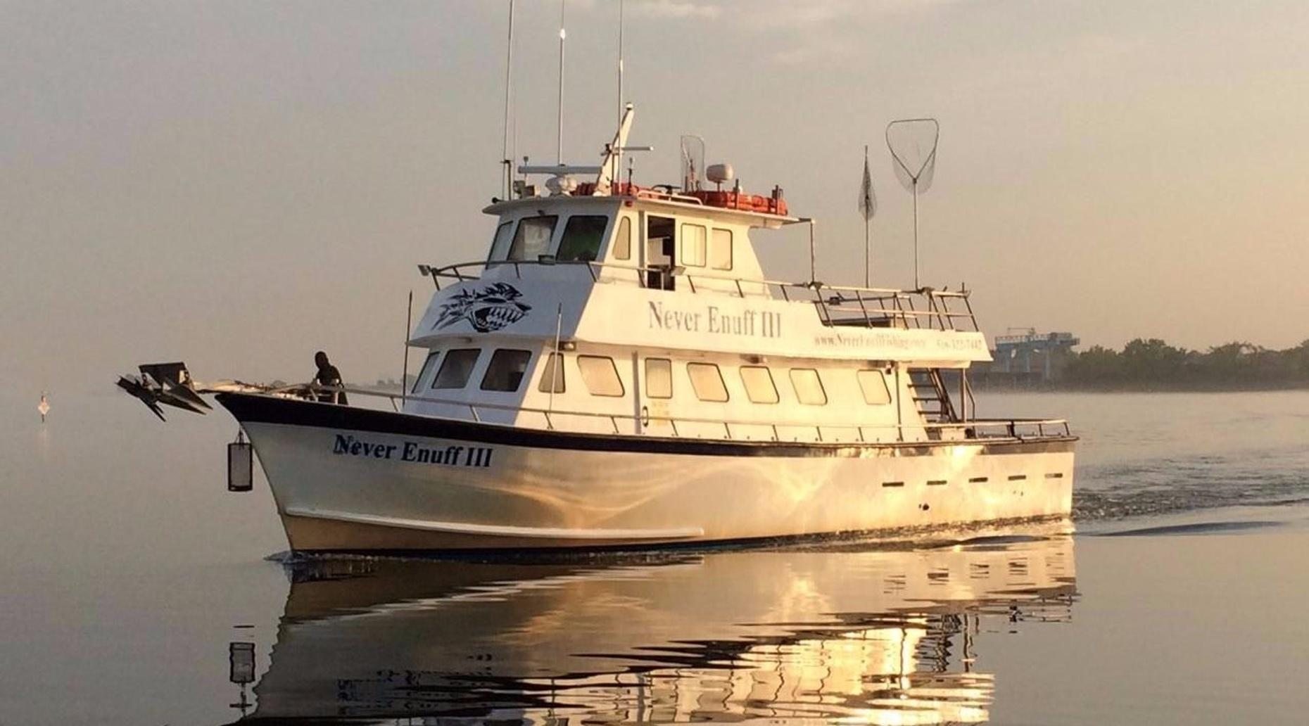 Private Fishing Charter for up to Thirty Passengers in Flushing