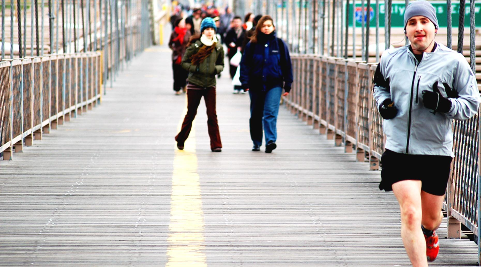 Ten-Mile Personalized Running Tour in New York City