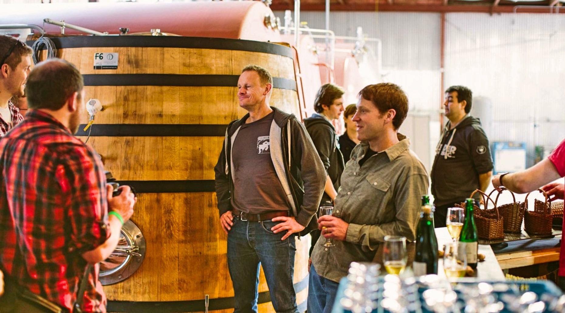 Craft Brewery & Distillery Tour in Victoria