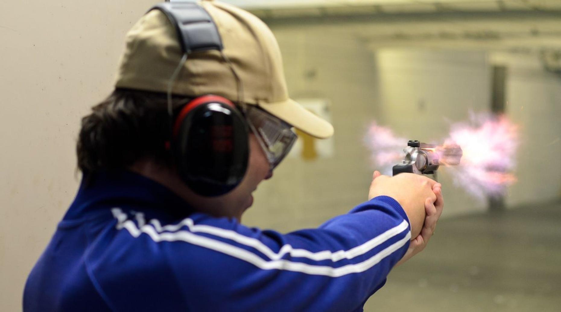 Three Gun Package in Las Vegas