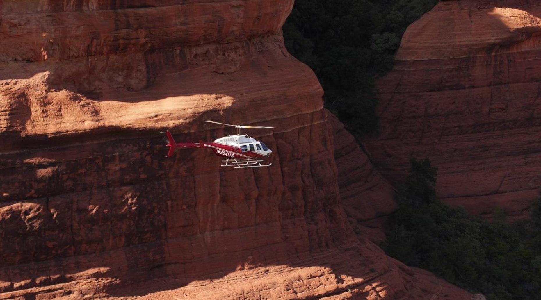 Sedona Dry Creek Helicopter Tour