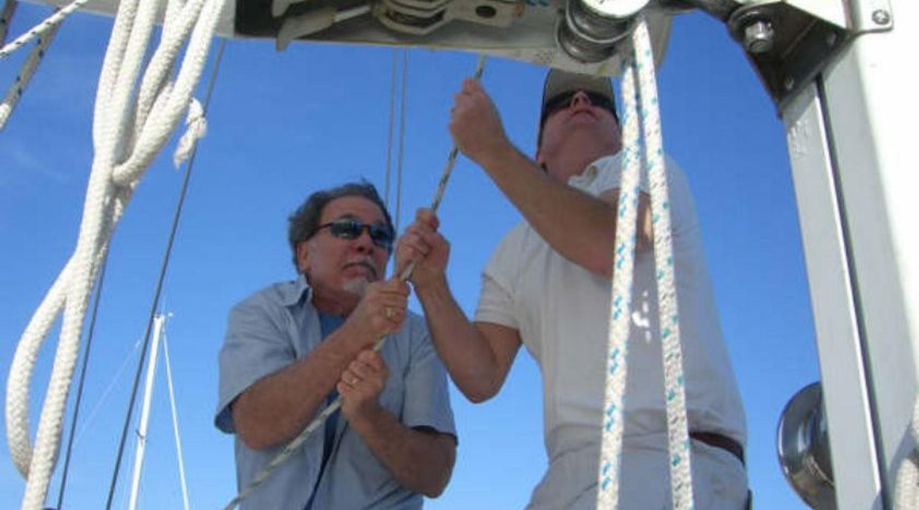 Private San Diego Sailing Lesson For Two