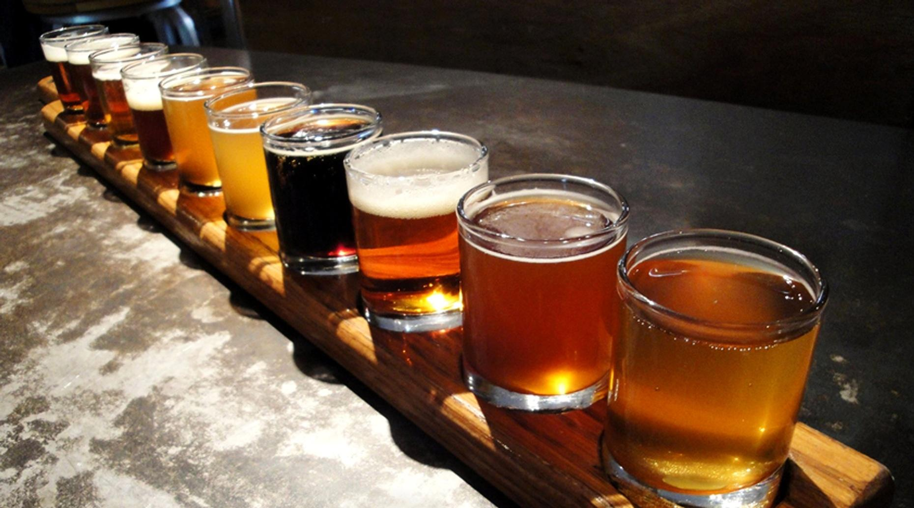 Two Brewery Weeknight Tour in San Diego