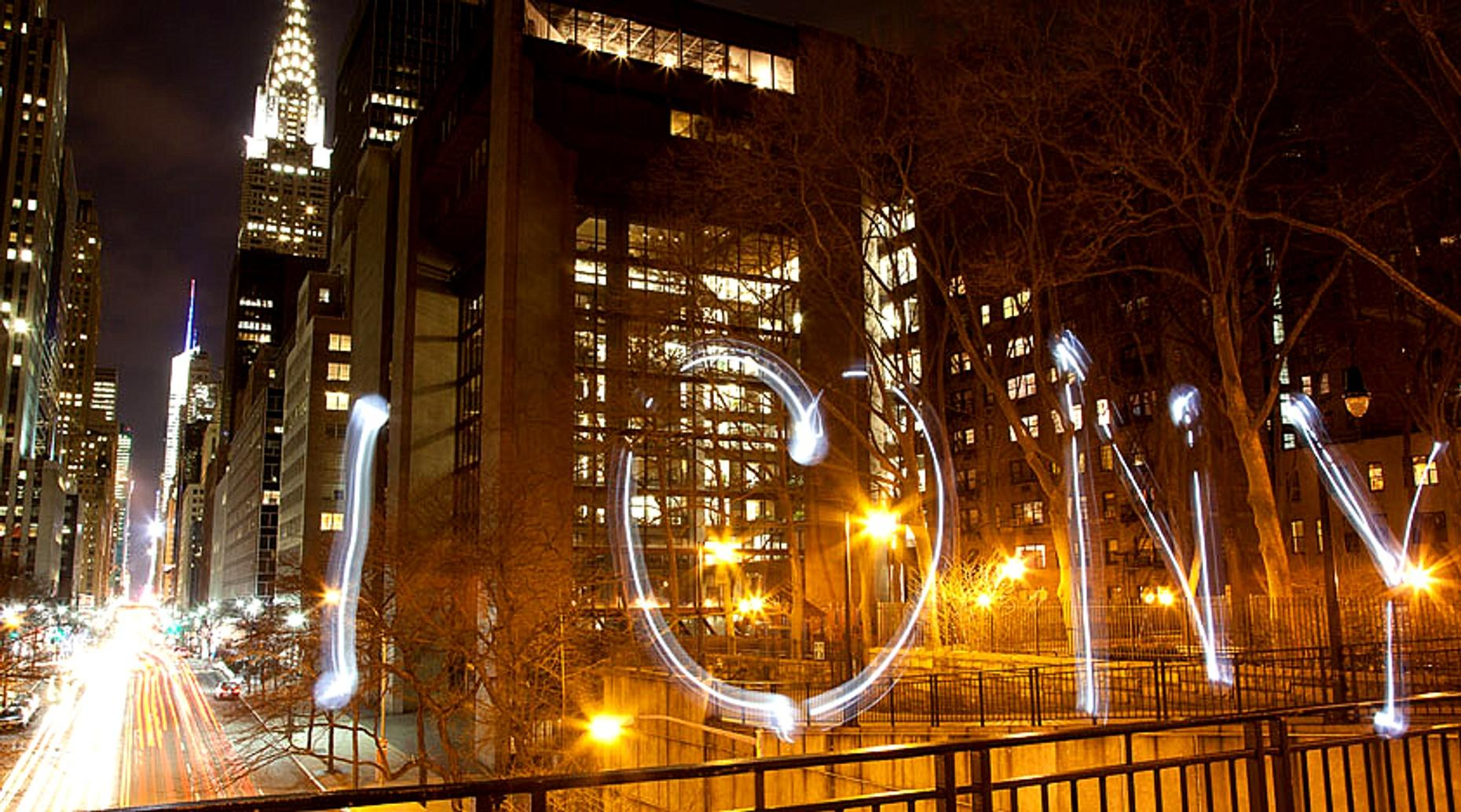 New York by Night Photography Tour
