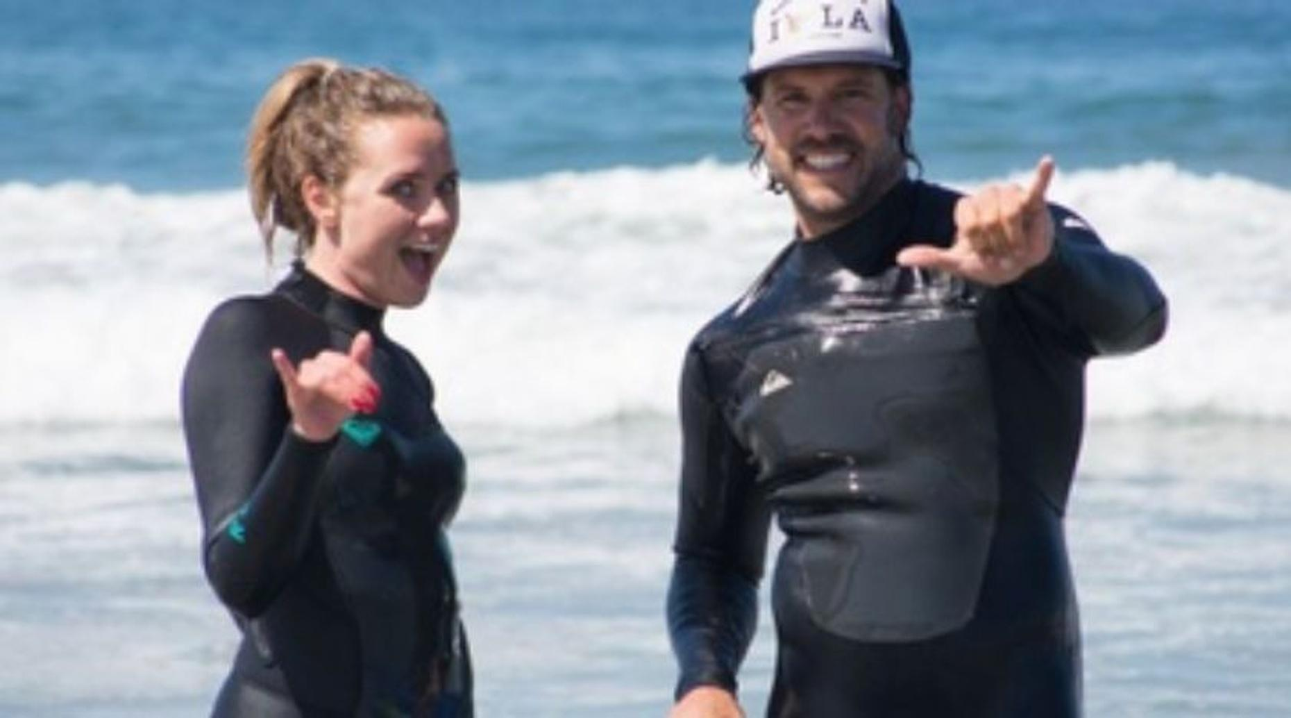 Private Surf Lessons in Los Angeles