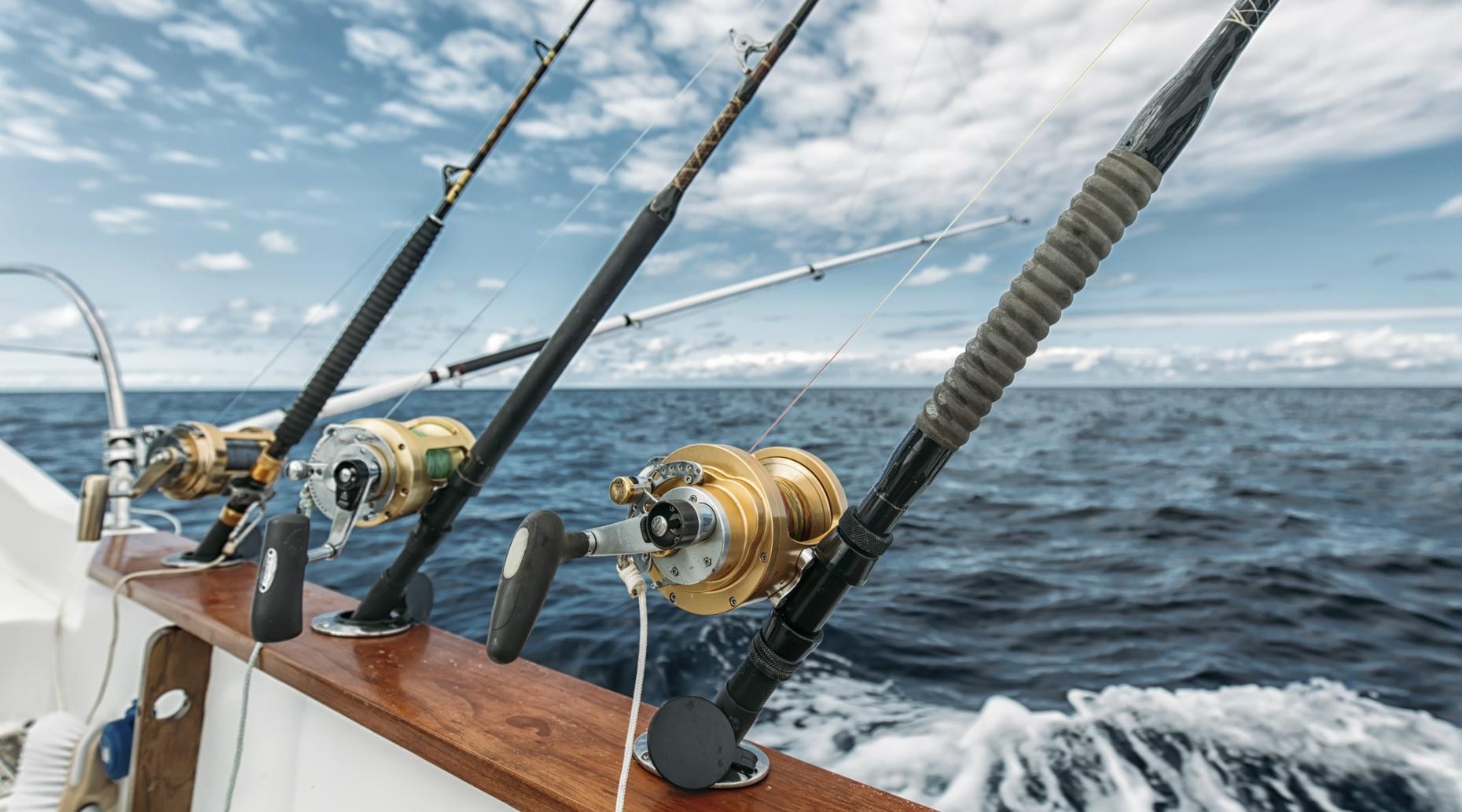 Deep-Sea Fishing Trip from South Padre Island