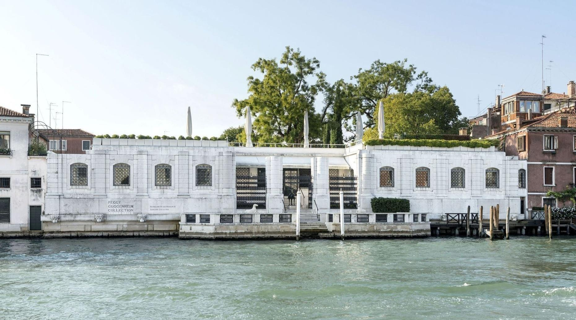 Visit the Peggy Guggenheim Collection