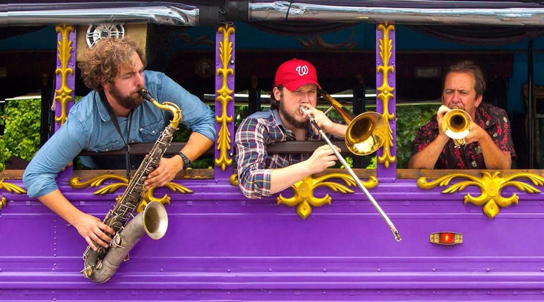 Bands & Beer Bus Tour of Asheville