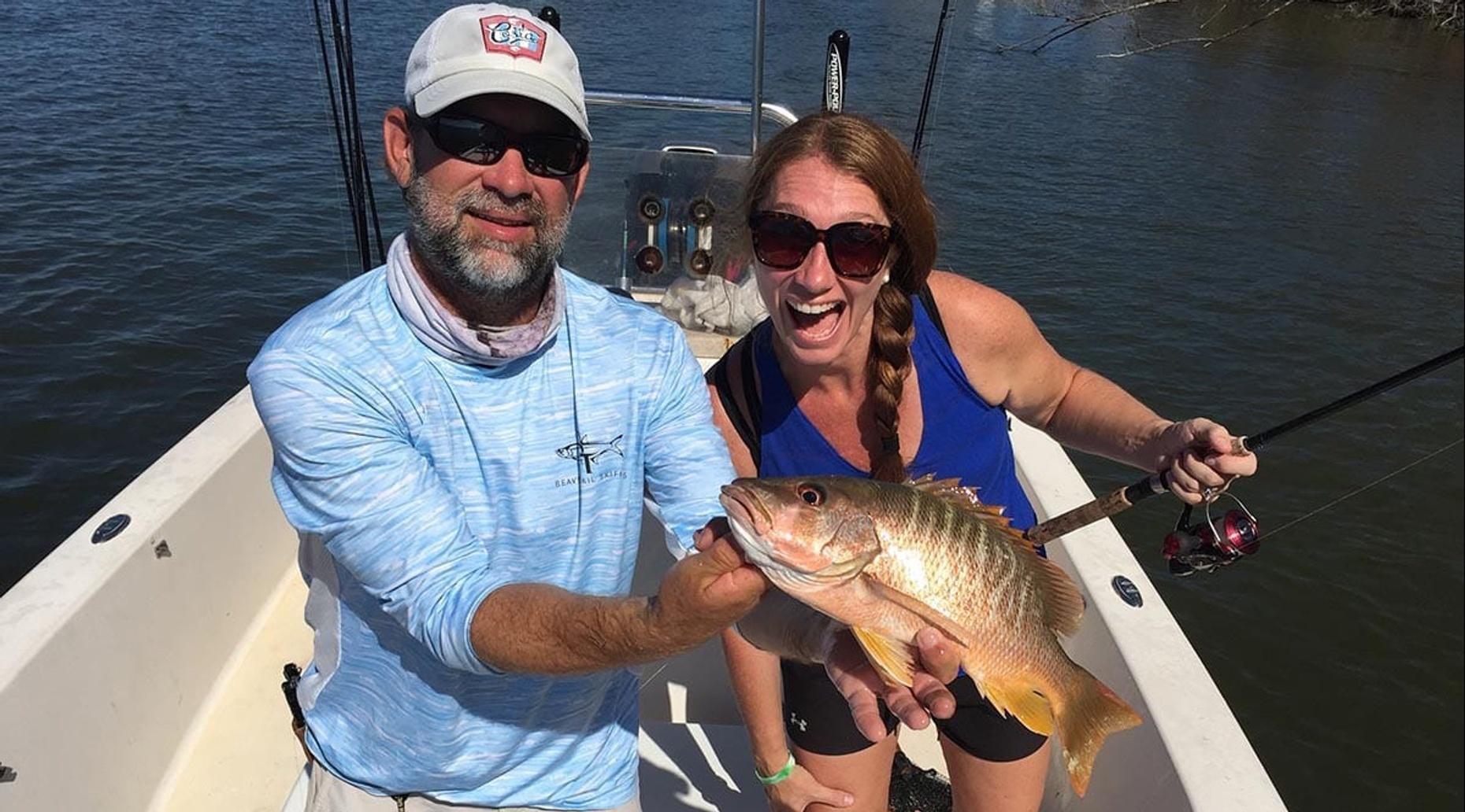 Half-Day Nearshore Fishing Charter in Naples