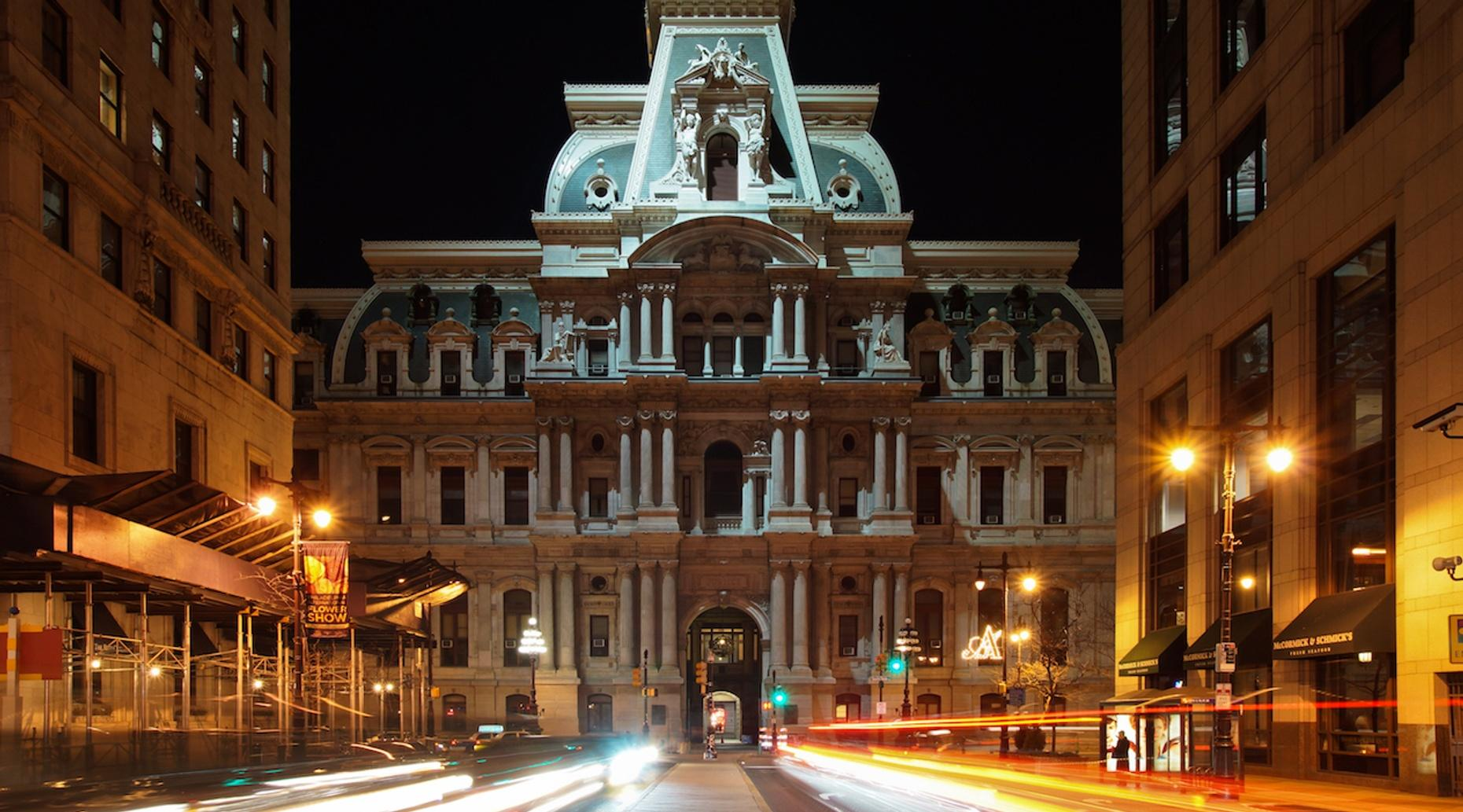 R-Rated Vampire & Ghost Tour of Philadelphia