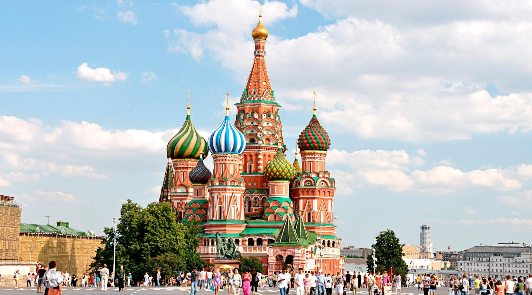 Private Tour of Moscow, Including Kremlin and Red Square