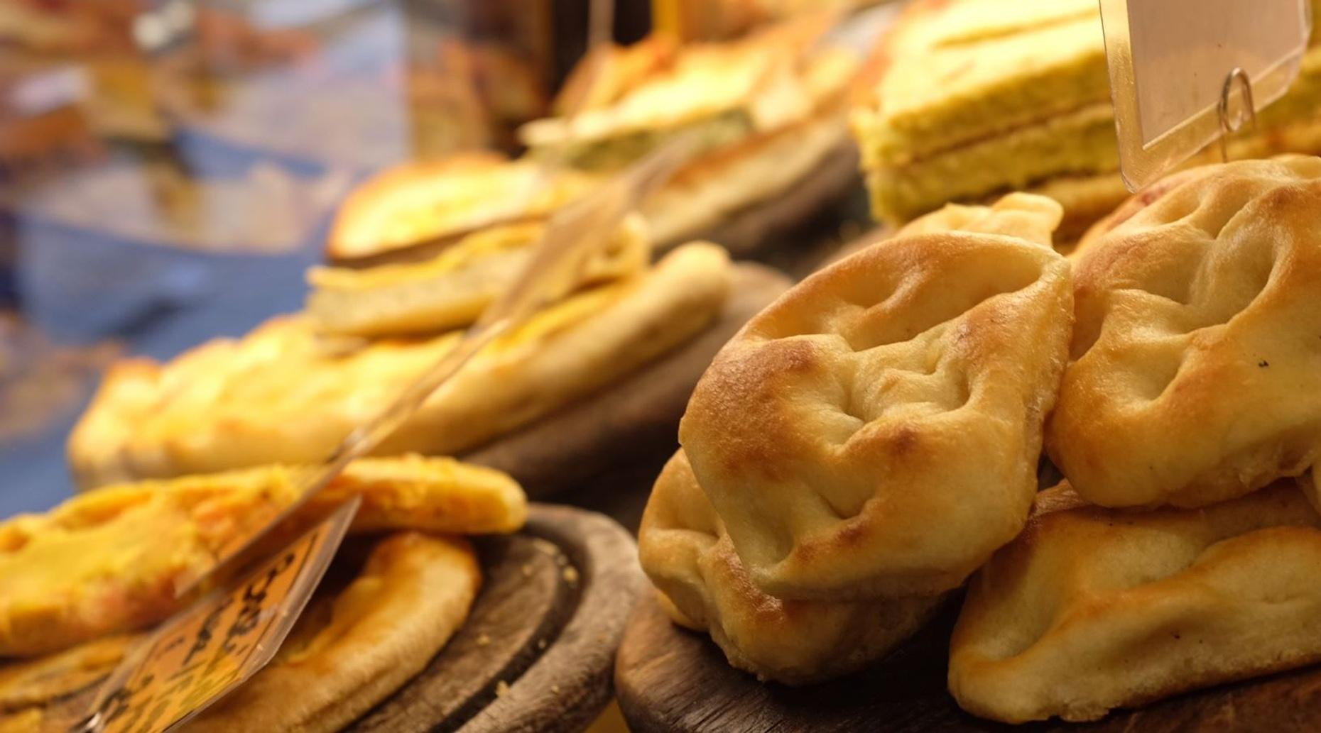 Top Five Genoa Street Food Tour