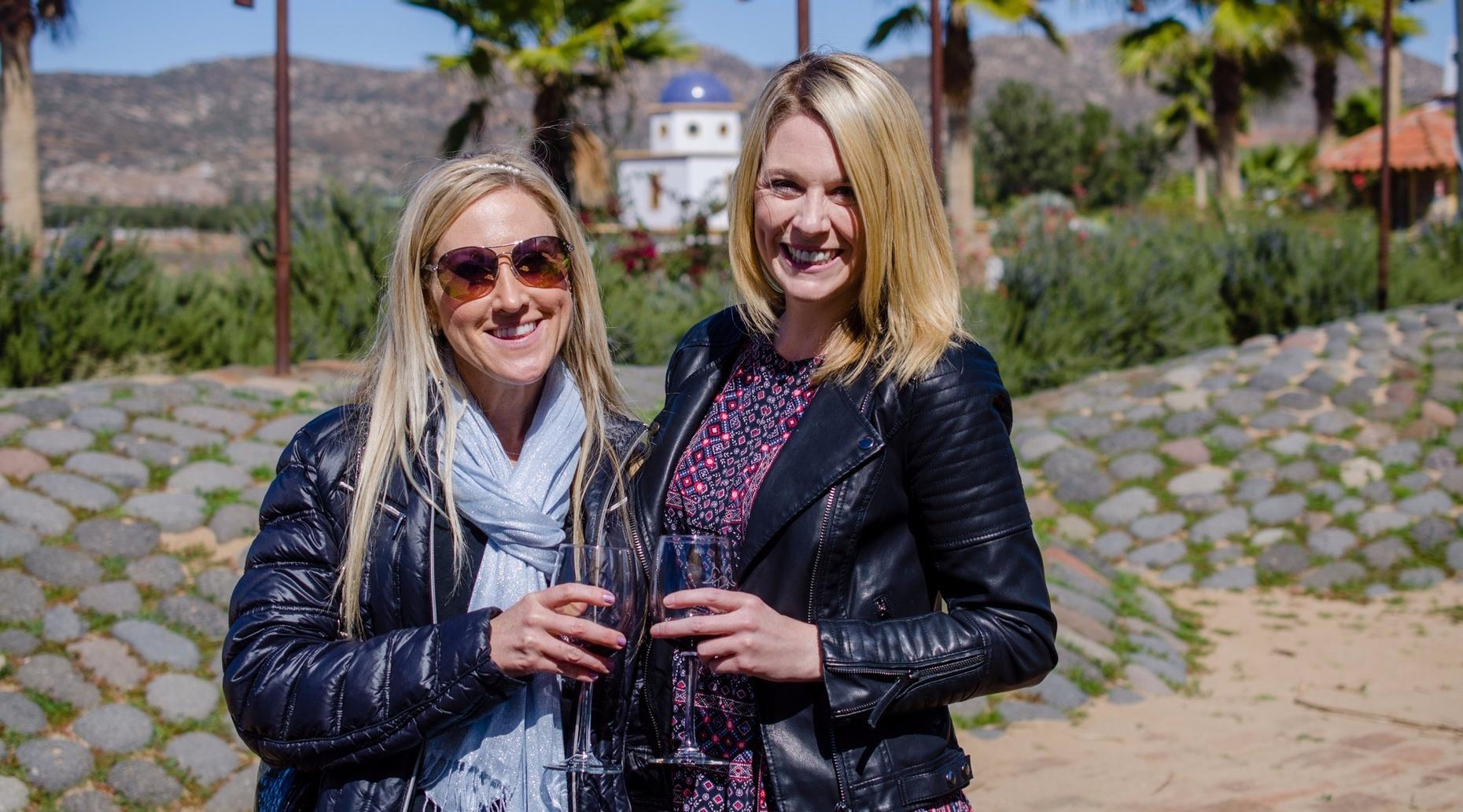 Valle de Guadalupe Wine Tour