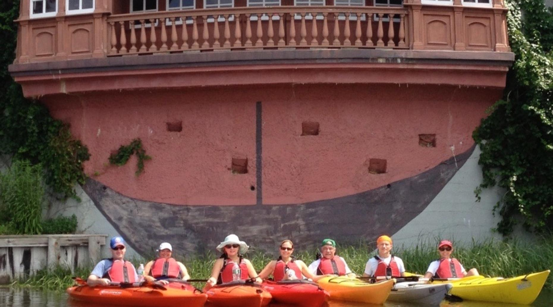 3-Hour Kayaking Instruction & Tour in Southampton