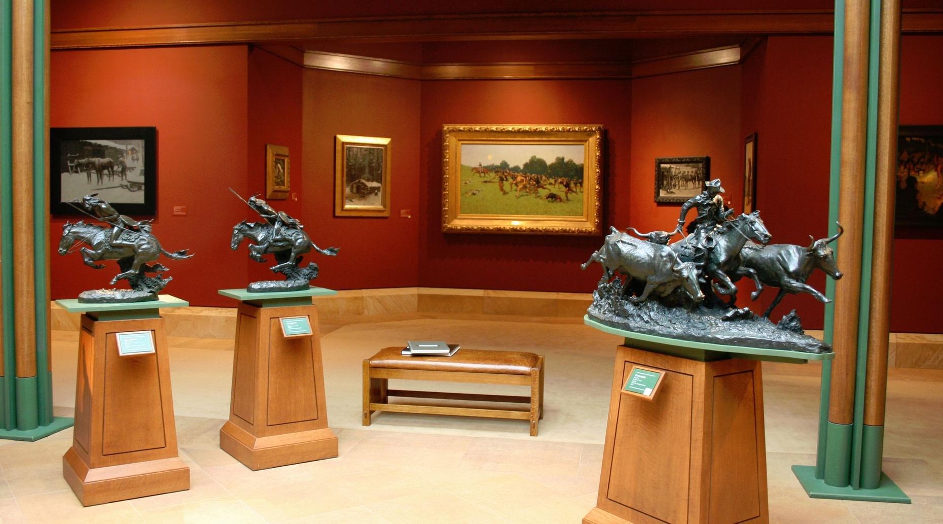 Frederic Remington Artwork Tour in Ogdensburg
