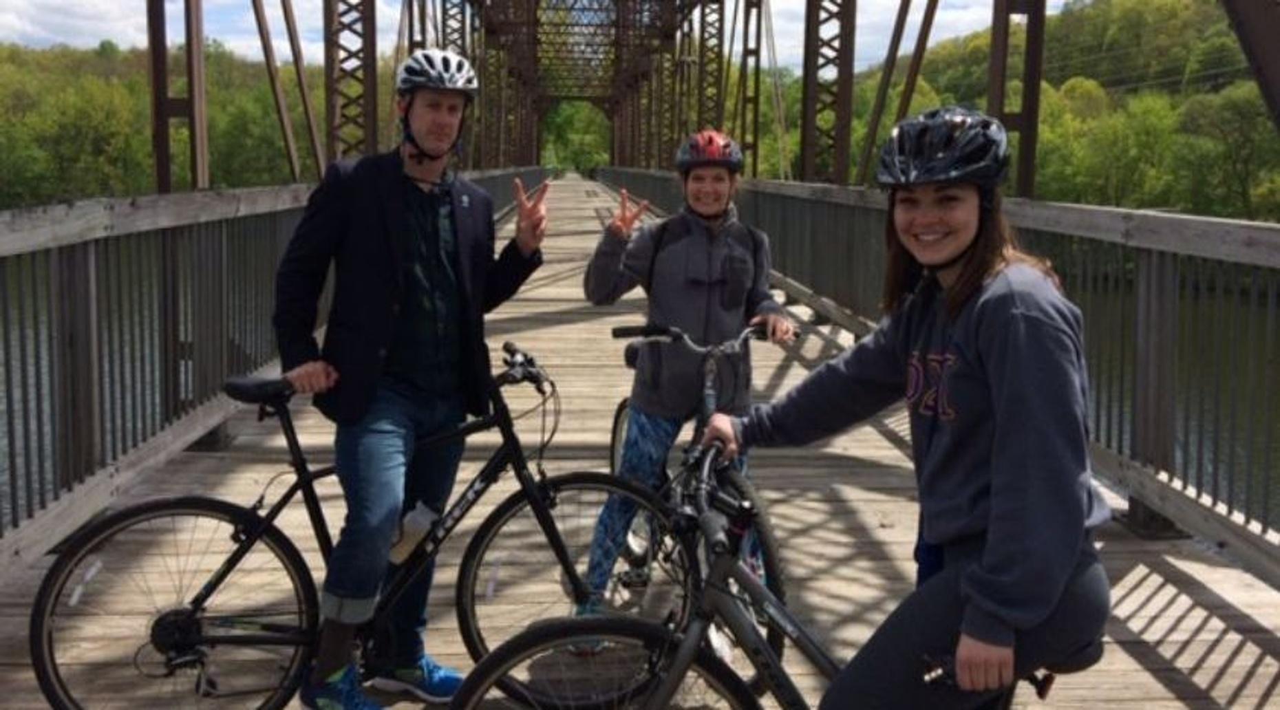 Hudson Valley Craft Brewery Bike Tour