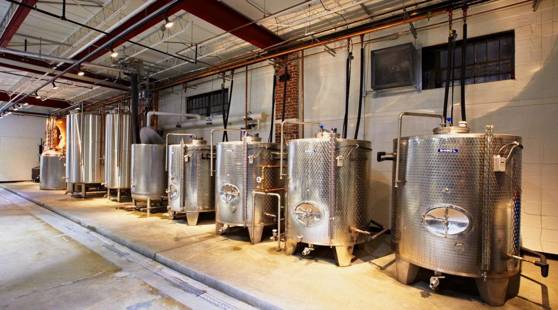 Distillery Tour & Tasting in Washington D.C.
