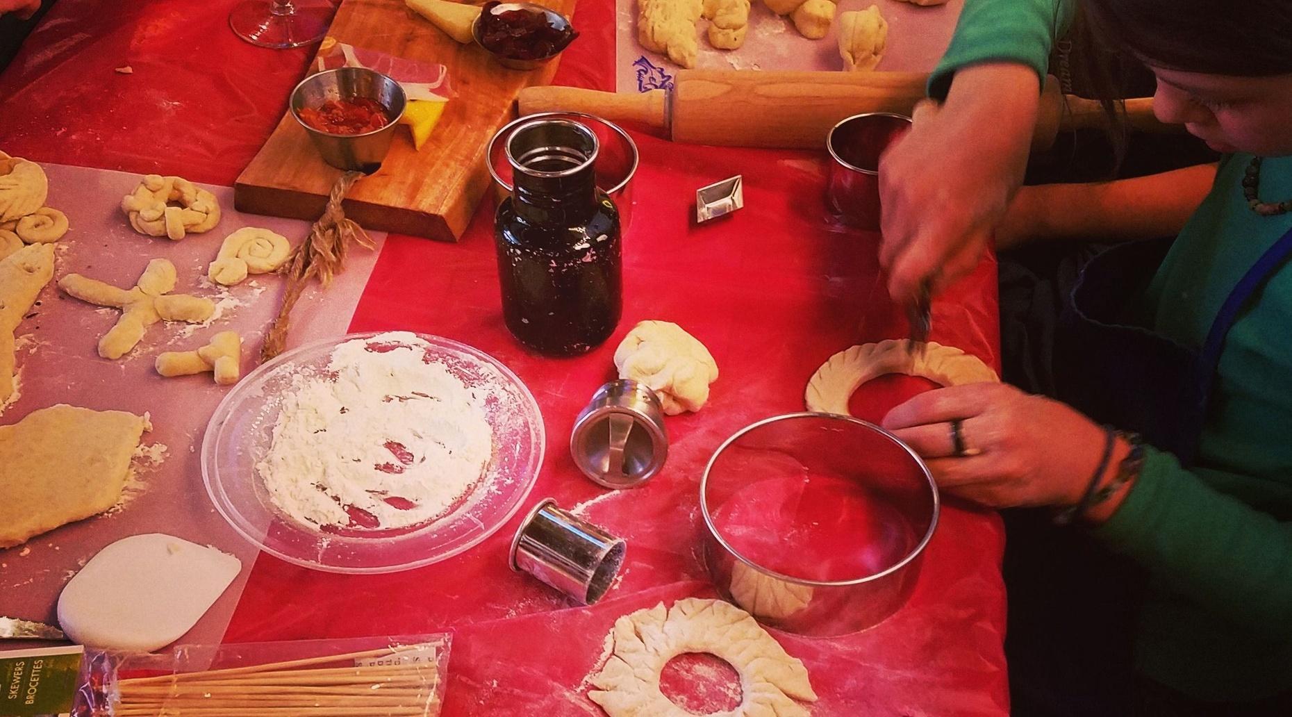 St. Joseph's Day Bread Making Workshop
