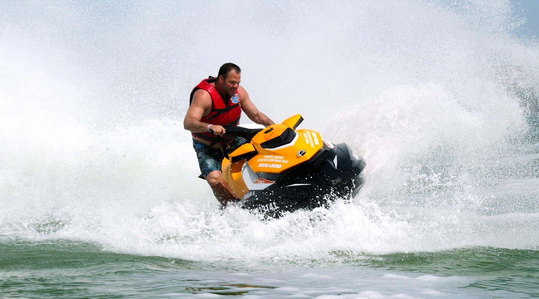 Cancun Jet Ski rental (60 minutes)