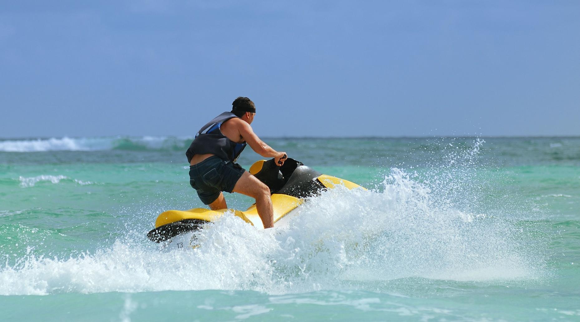 Jet Ski Tour from Marco Island