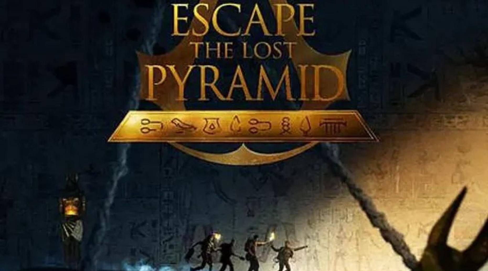 Escape the Lost Pyramid Virtual Reality Adventure in Tulare