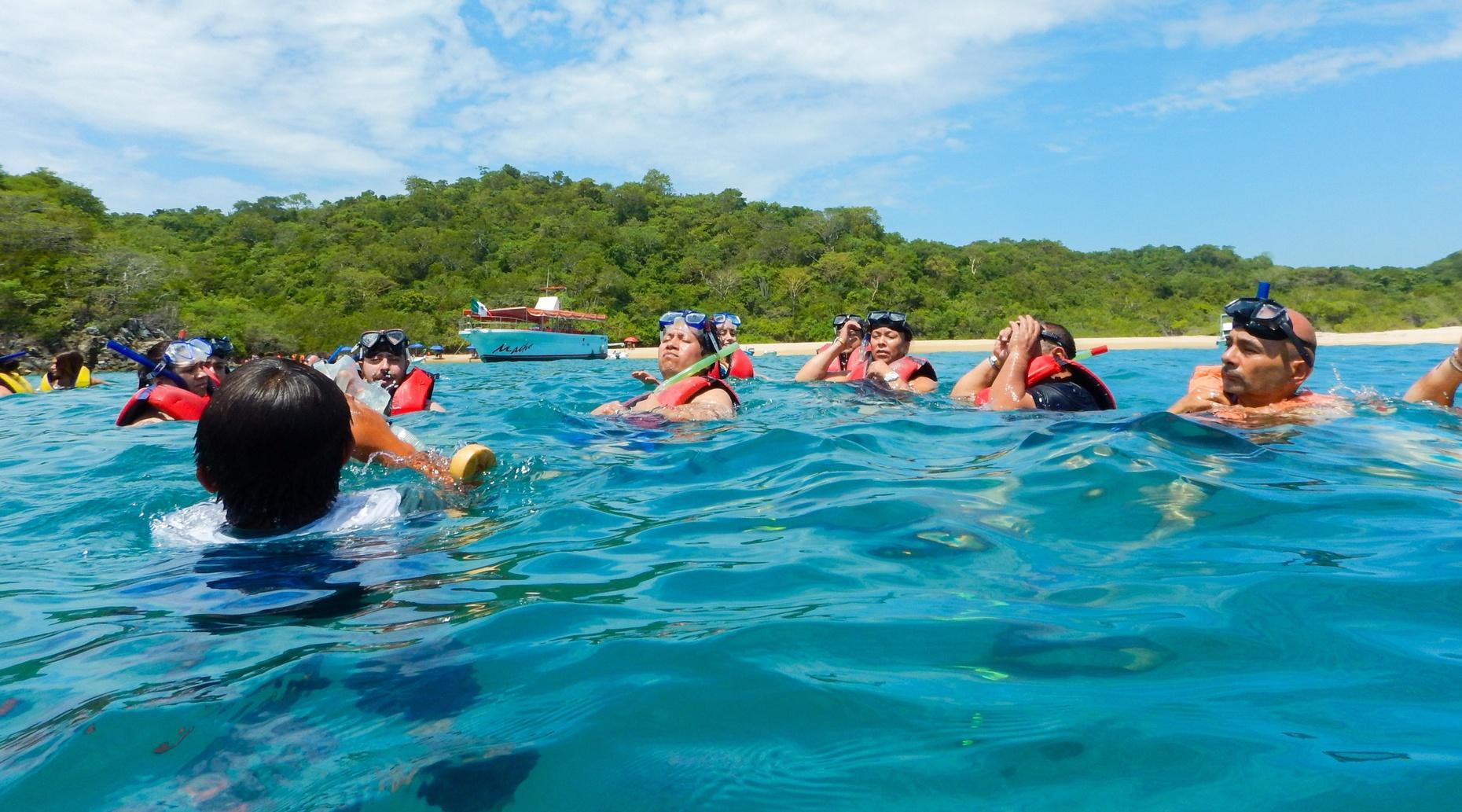 Huatulco Snorkel Experience