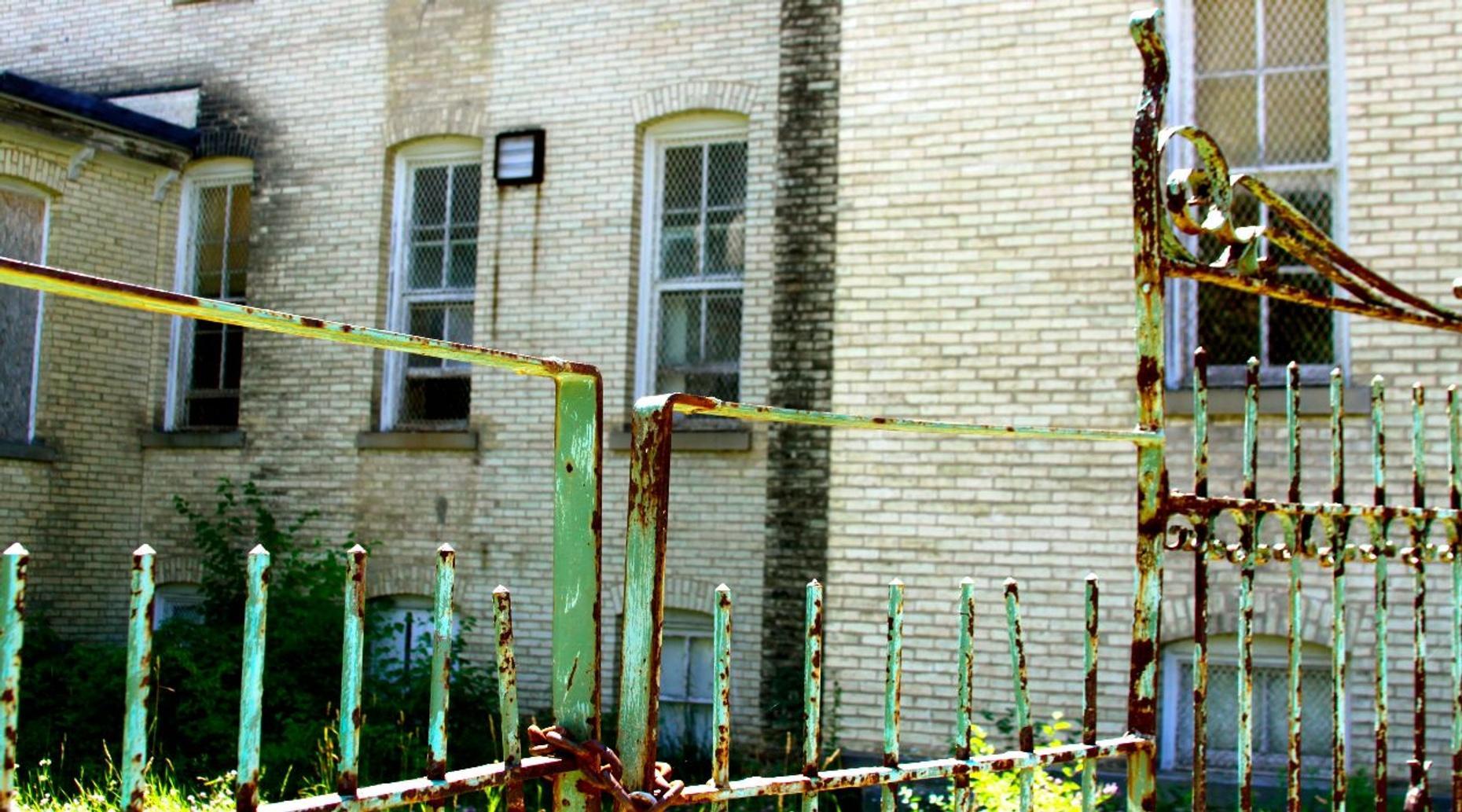 Traverse City Historic Asylum Photography Tour