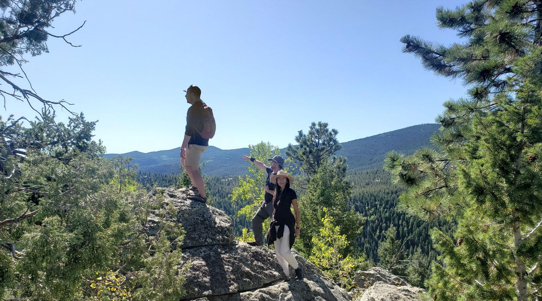 Small-Group, Half-Day Hiking Tour of the Rockies in Denver
