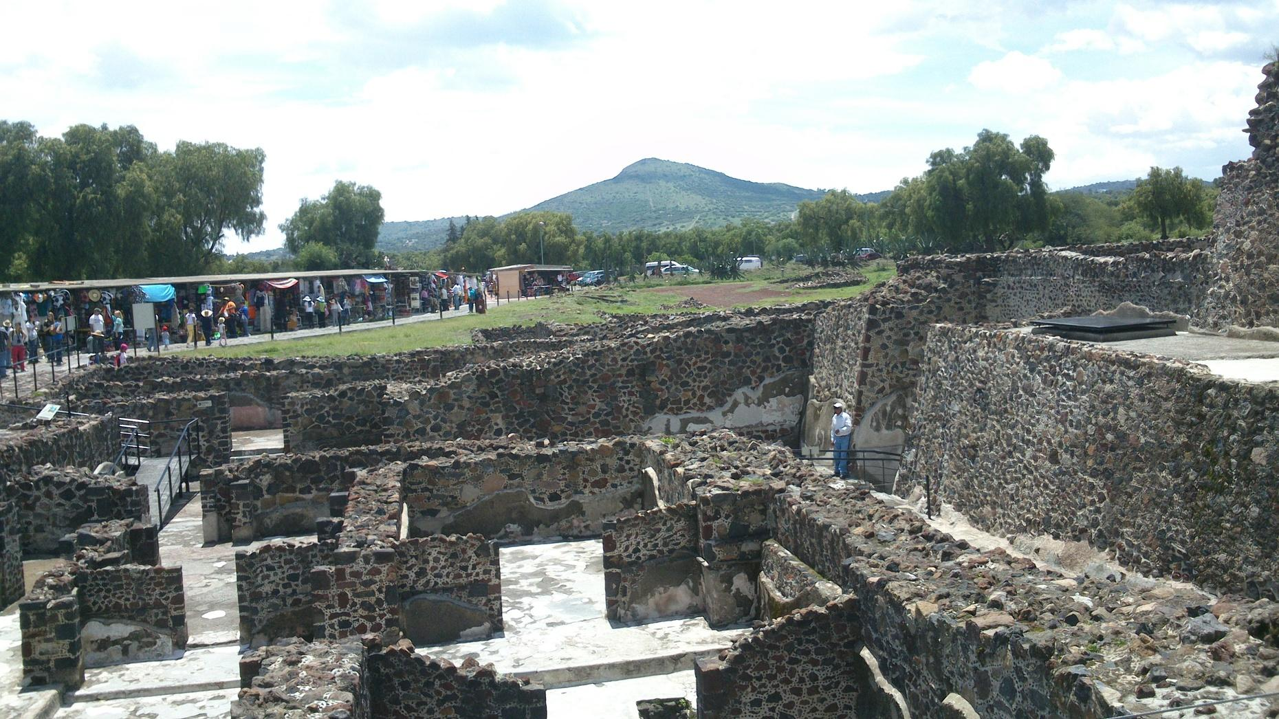 Teotihuacan & Guadalupe Shrine Tour