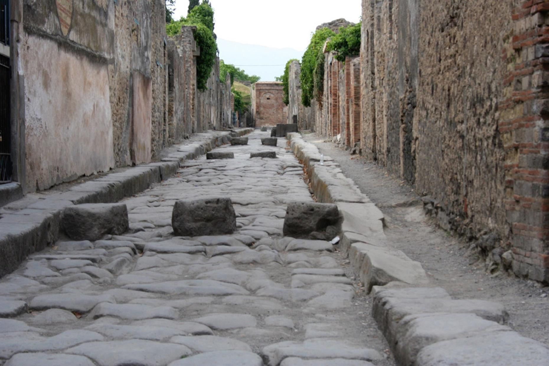 Private Three-Hour Guided Tour of Pompeii