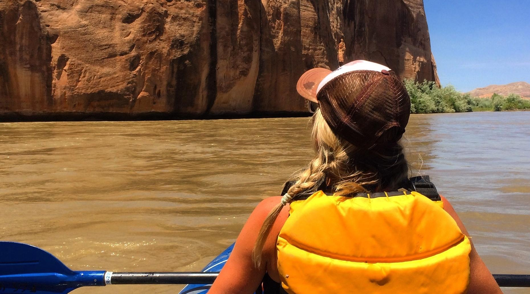 Upper San Juan River Kayak Tour
