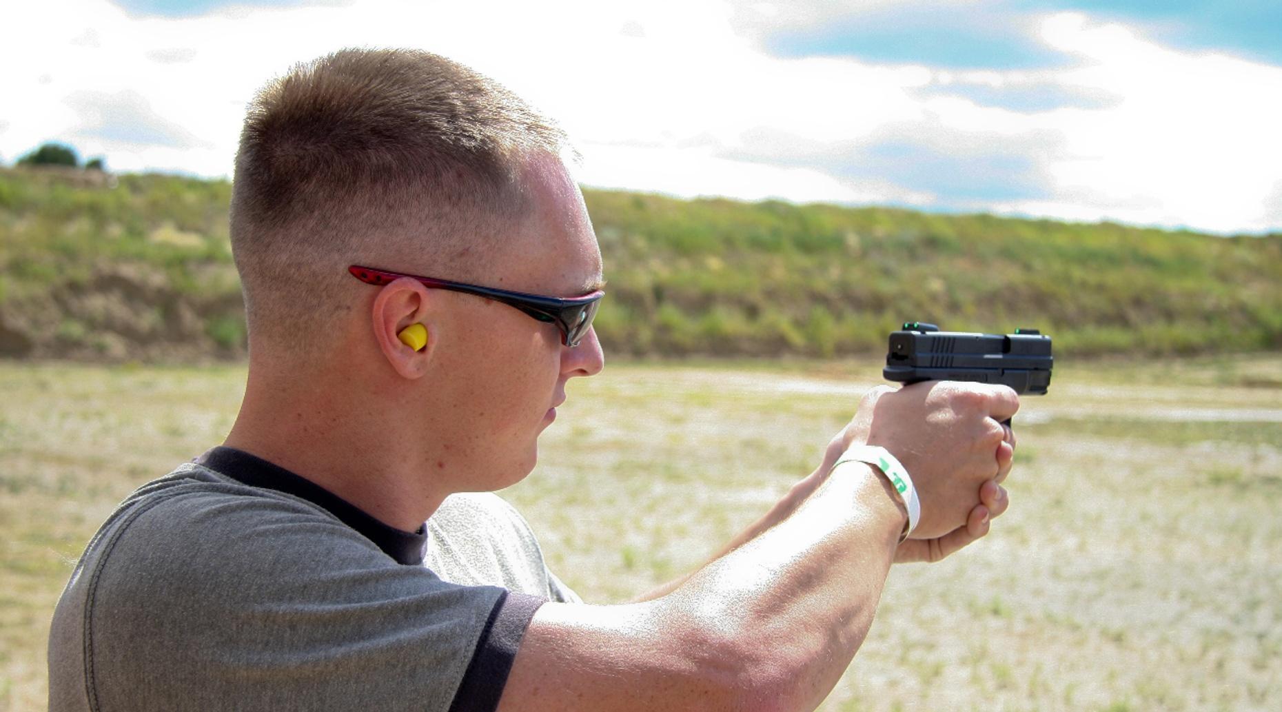 HR-218 Gun Handling Course in Pennsylvania