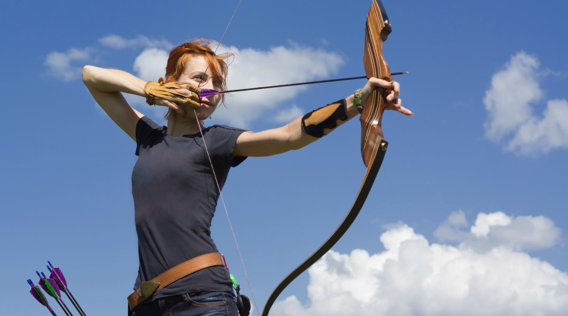 Private Archery Lesson in Meridian